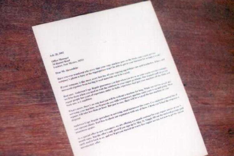 Сопроводительное Письмо | Формат Сопроводительного Письма